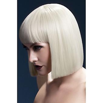 Smiffy's Fever Lola Wig - Blonde