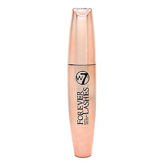 W7 Cosmetics Forever Lashes Mascara 15ml Blackest Black
