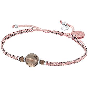 Zeades Sbc01006 - Pearl wife leather strap bracelet