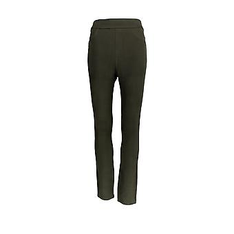 Spanx Leggings Ponte Ankle-Lunghezza Olive Green A309030