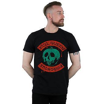Disney Menn&Apos;s Giftig Hodeskalle Eple T-skjorte