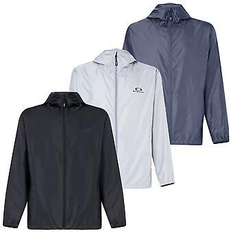 Oakley Mens 2020 Foundational Training Water Repellent Jacket