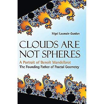 Les nuages ne sont pas sphères: Un Portrait de Benoît Mandelbrot, le père fondateur de la géométrie fractale