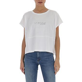 Stella Mccartney 600121snw669000 Women's White Cotton T-shirt