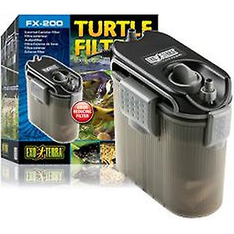 Exo Terra Turtle External Filter FX200 (Reptiles , Humidity Tools , Filters and Pumps)