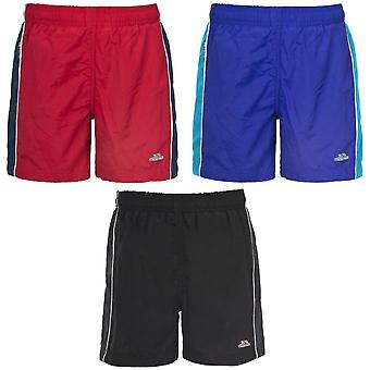 Trespass Childrens drenge Brandon Swim Shorts