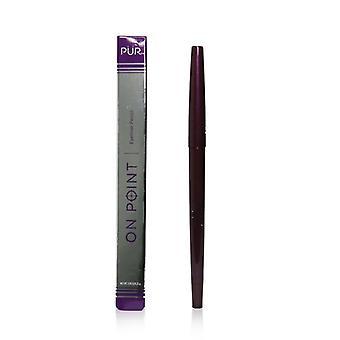 Pur (purminerals) Op Point Eyeliner Pencil - # Regen (pruim) - 0.25g/0.01oz