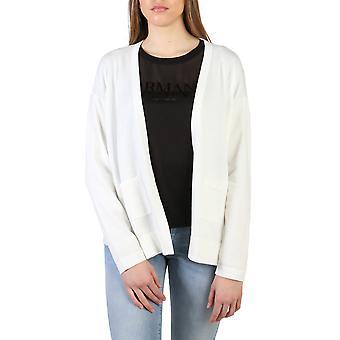 Armani Jeans Orjinal Bayan İlkbahar/Yaz Kazak Beyaz Renk - 58442