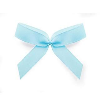 Vivant Bows adhesive grosgrain turquoise - 10 PC