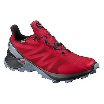 サロモンスーパークロスGtx 409178は、すべての年の男性の靴を実行