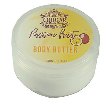 Cougar Passion Fruit Body Butter 200ml