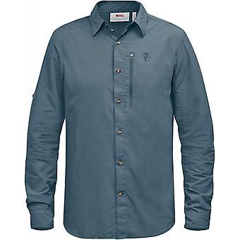 Fjallraven Abisko caminhada camisa LS - Savannah