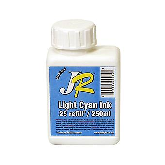 Just Refill 250ml Photo Cyan Universal Refill Ink