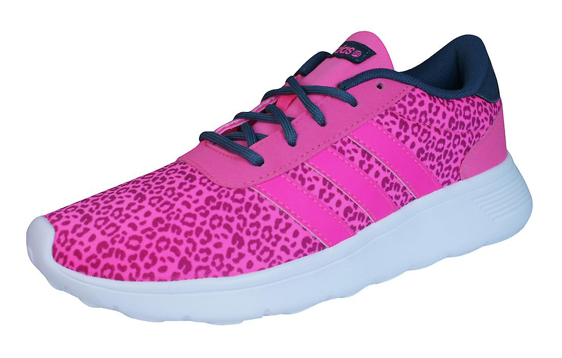 adidas Neo Lite Racer Womens Trainers   Shoes - Pink  e77db67bf