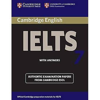 Cambridge IELTS 7 Students Book with Answers
