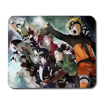 Manga Naruto Mousepad