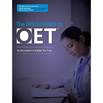 Official Guide to OET by Kaplan Test Prep - 9781506247243 Book