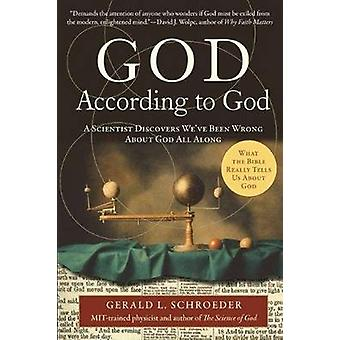 God According to God by Gerald L. Schroeder - 9780061710162 Book
