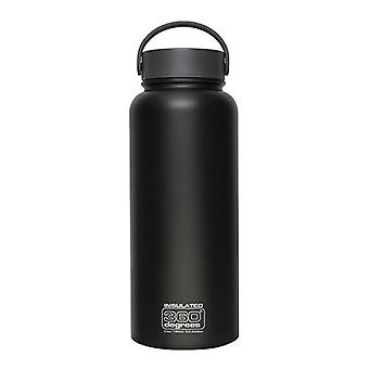 360 Degrees Wide Mouth SS Vacuum Insulated Bottle