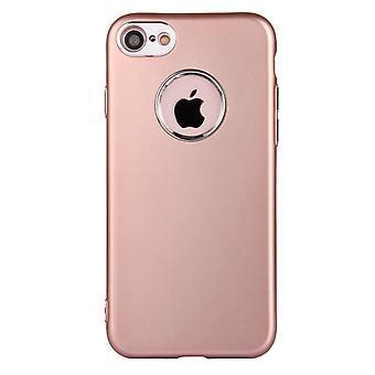 TPU shell med kamerabeskyttelse til iPhone 7
