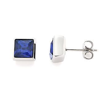 LEONARDO JEWELS Women's stainless glass stud earrings 16385
