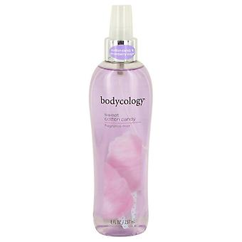 Bodycology Sweet Cotton Candy Body Mist By Bodycology 8 oz Body Mist