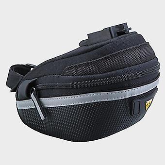 New Topeak Wedge Pack II (Small) Saddle Bag Black