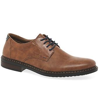 ريكر إيلنغ مينز الرسمية دربي الدانتيل حتى الأحذية