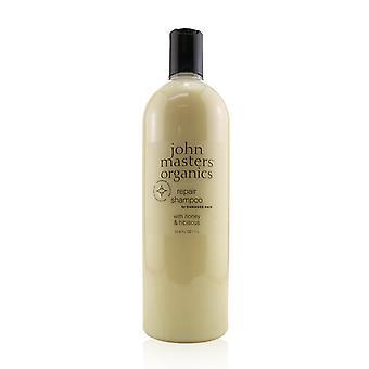 Repair shampoo for damaged hair with honey & hibiscus 246594 1000ml/33.8oz