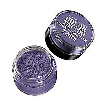 Maybelline Глаз Студия Цвет Татуировка Чистые Пигменты, Мощный Фиолетовый