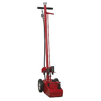 Sealey Yaj20B Air Operated Trolley Jack 20Tonne