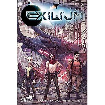Exilium by Ben Slabak - 9781945762673 Book
