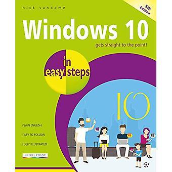 Windows 10 in easy steps by Nick Vandome - 9781840788921 Book
