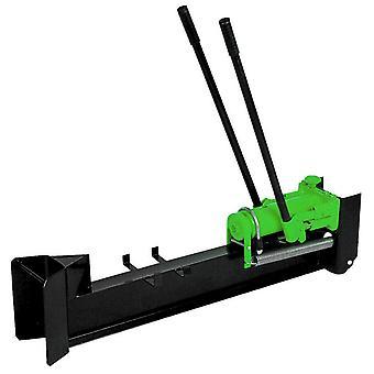 Charles Bentley 10 ton hand bediende Heavy Duty hydraulische log splitter-groen