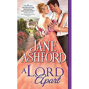 A Lord Apart by Jane Ashford - 9781492663386 Book