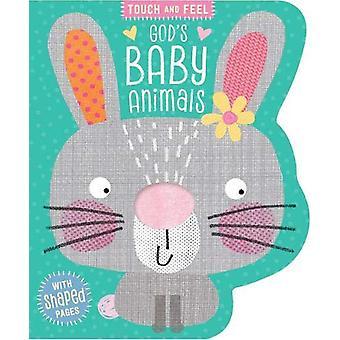 God's Baby Animals - 9781788931328 Book