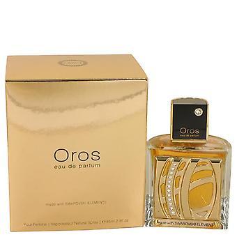 Armaf Oros Eau De Parfum Spray Limited Edition By Armaf 2.9 oz Eau De Parfum Spray Limited Edition