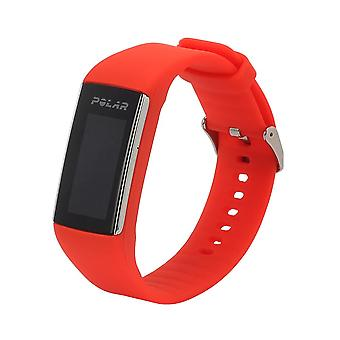 Silicone bracelet for Polar A360/A370 - Red