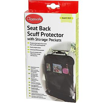 Clippasafe Seat Back Scuff Protector