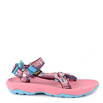 Teva Kid's Hurricane Xlt 2 Unicorn Geranium Pink Sandal