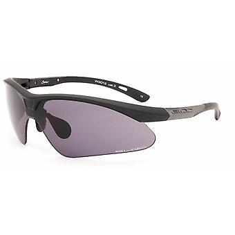 Bloc Eyewear Shadow Black Sunglasses (Grey Cat 3 Lens)