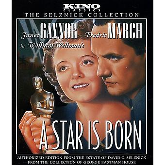 A Star Is Born [Blu-ray] [BLU-RAY] USA import
