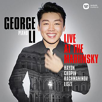 Li*George - Live at the Mariinsky [CD] USA import