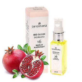 Breast Bio Oil 16 Ayurvedic Herbs, 50Ml