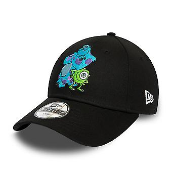 New Era 9Forty Kinder Cap - DISNEY Die Monster AG schwarz