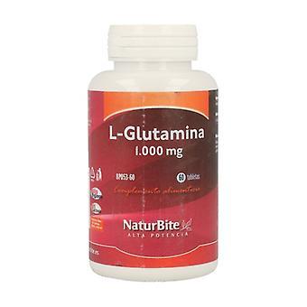 L-glutamine 60 capsules of 850mg
