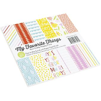 My Favorite Things Fun in the Sun 6x6 Inch Paper Pad