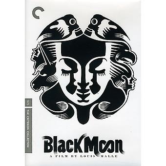 Black Moon [DVD] USA importerer