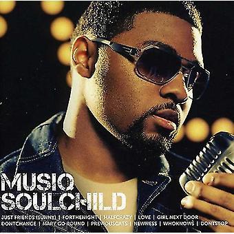 Musiq Soulchild - Icon [CD] USA import