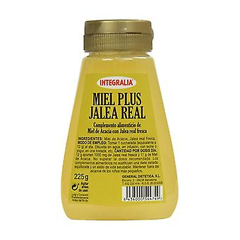 Honning Plus med royal jelly 225 g
